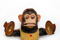 Mechanical Chimp Royalty Free Stock Photography