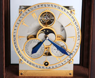 Mechanical clock Royalty Free Stock Image