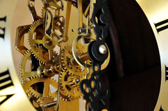 Mechanical clock Stock Photography