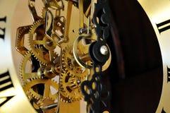 Mechanical clock Stock Photography