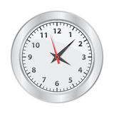 Mechanical clock Stock Image