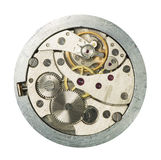 Mechanical clockwork Royalty Free Stock Photo