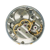 Mechanical clockwork Stock Photos