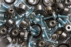 Mechanical components Stock Photography
