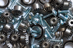 Mechanical components Royalty Free Stock Photo