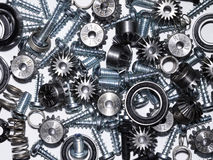 Mechanical components Stock Photo