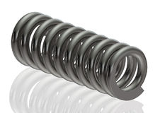 Mechanical Compression Spring Stock Photography
