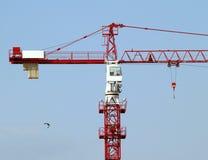 Mechanical crane Stock Photos