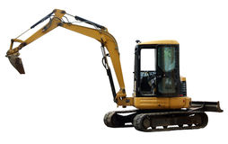 Mechanical digger Stock Images