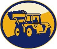 Free Mechanical Digger Front Loader Stock Image - 11950151