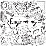 Mechanical, electrical, civil, chemical and other engineering ed Stock Photo