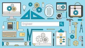 Mechanical engineer Stock Photography