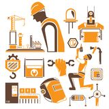 Mechanical engineering Stock Images