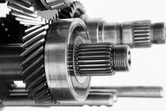 Mechanical Gear Royalty Free Stock Photos