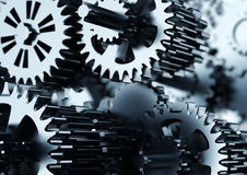 Mechanical Gear Stock Photography
