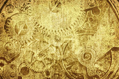 Mechanical Grunge Background Royalty Free Stock Photos