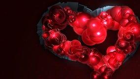Mechanical heart tao Royalty Free Stock Image