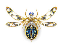 Mechanical insect Royalty Free Stock Images