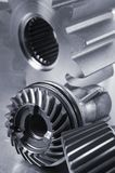 Mechanical-parts concept