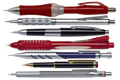 Mechanical pencil Royalty Free Stock Image