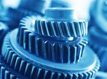Mechanical ratchets Stock Image