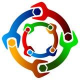 Mechanical service logo Royalty Free Stock Photography