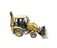 Mechanical shovel Stock Images