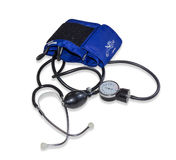 Mechanical sphygmomanometers Royalty Free Stock Images