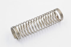 Mechanical spring Royalty Free Stock Image