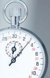 Mechanical stopwatch Royalty Free Stock Image