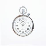 Mechanical stopwatch. Mechanical russian stopwatch, deadline concept Stock Photography
