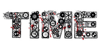 Mechanical Time Royalty Free Stock Photo
