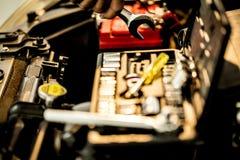 Mechanical tools Stock Photos
