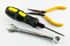 Mechanical tools Royalty Free Stock Photography