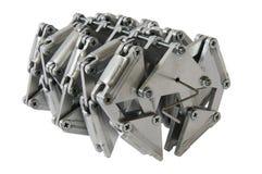 Mechanical walker Stock Photo