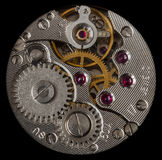 Mechanical Watch Royalty Free Stock Images