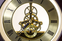 Mechanical watches Stock Photography