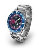 Mechanical wrist watch. 3D model Stock Photography