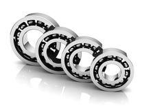 Mechanics bearings Stock Photography