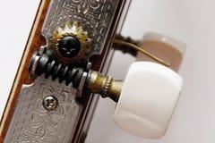 Mechanics for guitar Stock Image