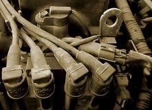 mechanicy zakurzone Zdjęcia Royalty Free