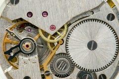 mechanicy zegar Zdjęcie Royalty Free