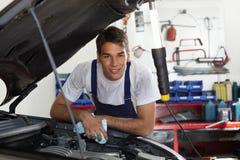 mechanik Obrazy Stock
