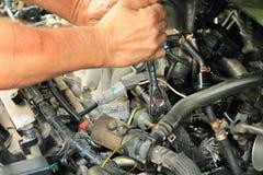 mechanik Obrazy Royalty Free