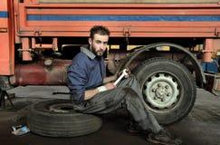 mechanik zdjęcie royalty free