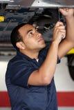 Mechanik przy pracą Obrazy Royalty Free