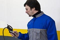 mechanik wykwalifikowany Zdjęcia Royalty Free