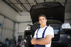 Mechaniker Lizenzfreies Stockfoto