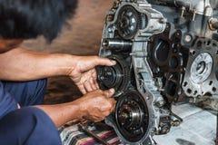 mechaniker lizenzfreie stockbilder