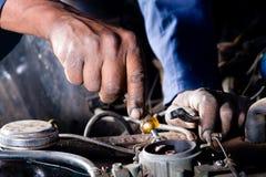 Mechaniker Lizenzfreie Stockfotografie